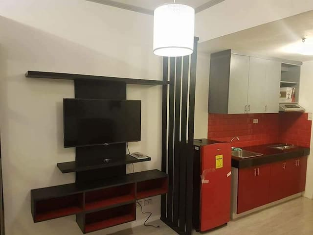 Sun Residences 1 Bedroom Fully Furnished