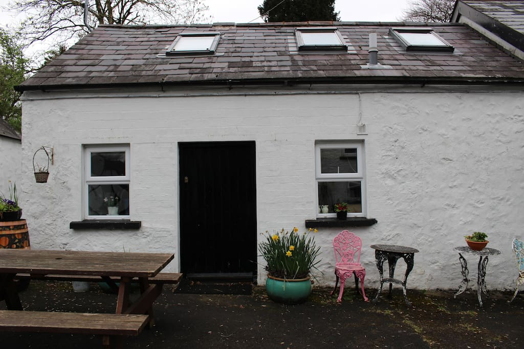 The Galgorm Cottage at the Dreen