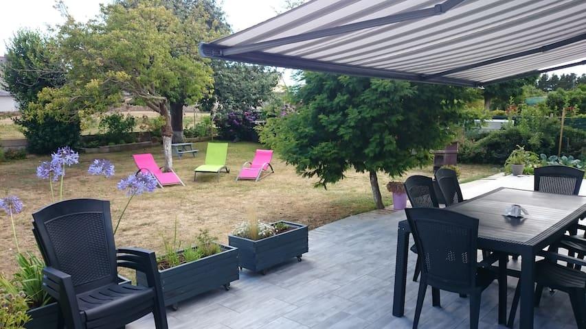 Maison à Plouhinec Morbihan