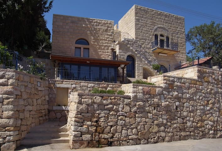 Beautiful family house in Ein-Kerem, Jerusalem