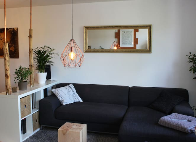 Stylish City Apartment near to Theresienwiese - Munic - Pis