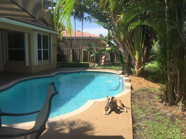 Find your perfect spot in the backyard to enjoy fabulous sunny SoFlo.