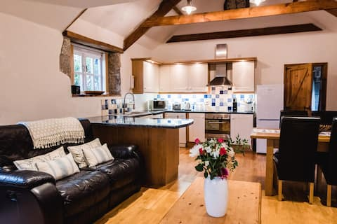 Entire home.  Luxury Barn conversion Thyme Cottage