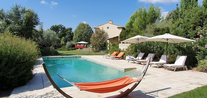 Provencal villa near Aix en Provence