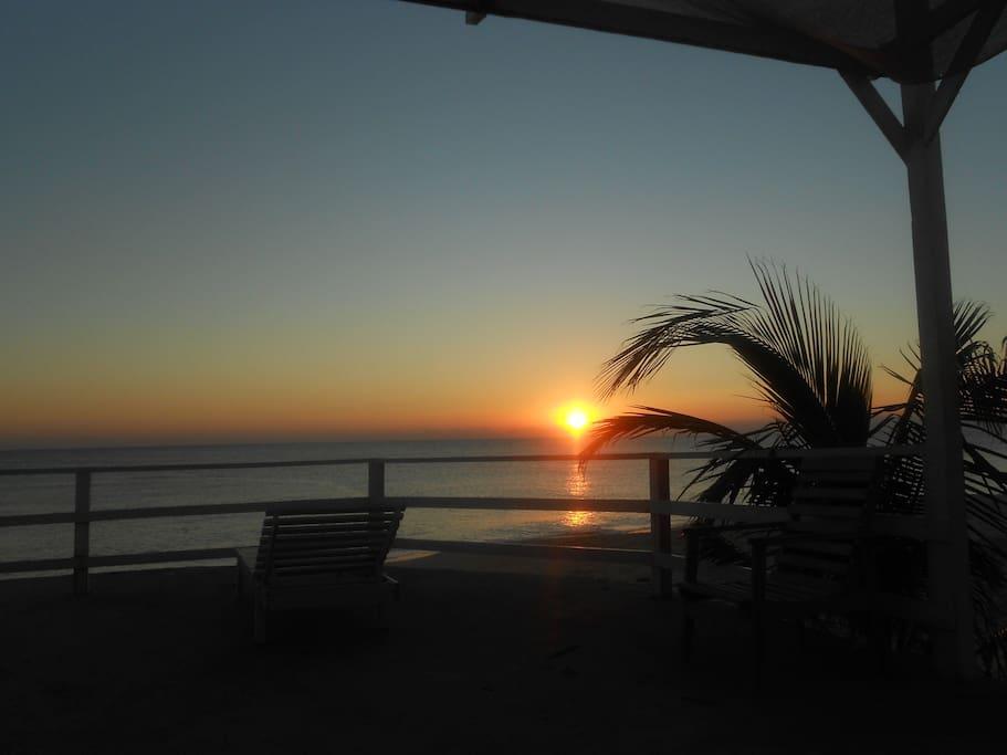 capture this #sunrise