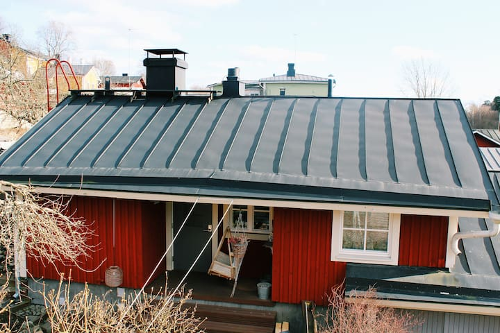 Bed & Breakfast in Old Town - Porvoo - House