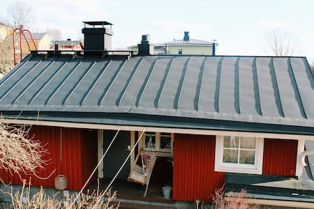 Bed & Breakfast in Old Town - Porvoo - Huis
