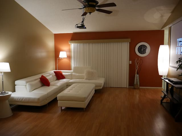 Large Deluxe Private Room - Port Richey - Casa