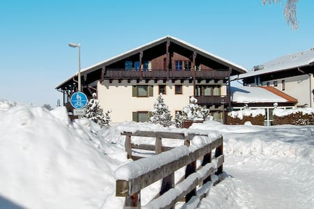 33 m² 1-room apartment Alpina for 3 persons in Inzell - Inzell - Lägenhet