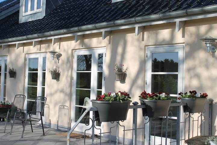 A gem in the heart of Jutland (C) - Silkeborg - Apartemen