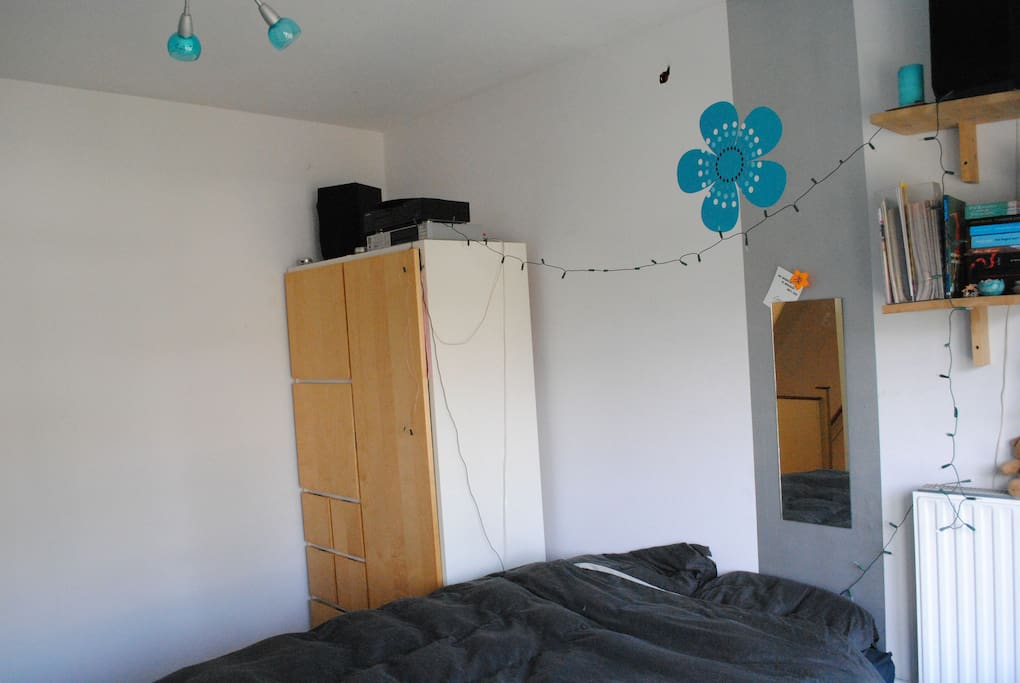 Kamer met ontbijt bed breakfasts for rent in utrecht utrecht netherlands - Bed kamer ...