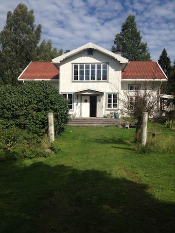 Big charming house from 1893 - Norrtälje N - House