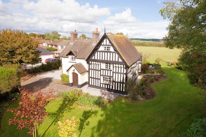 Our Charming 16th C English Cottage - Staffordshire - Haus