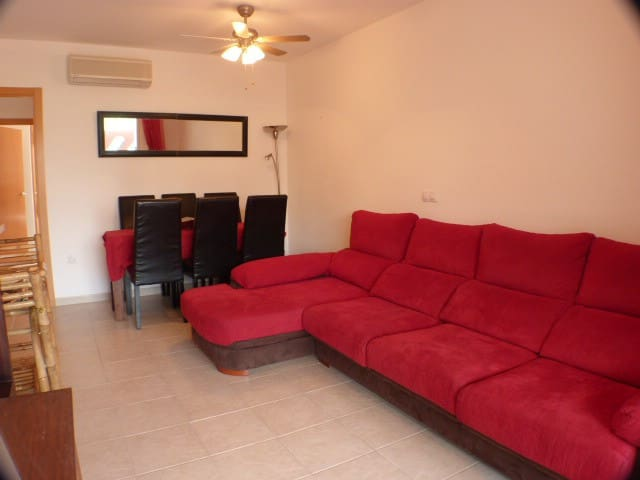LB22 -Luxury ground floor apartment - El Ejido - Pis