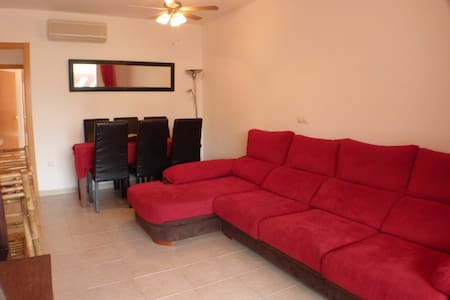 LB22 -Luxury ground floor apartment - El Ejido