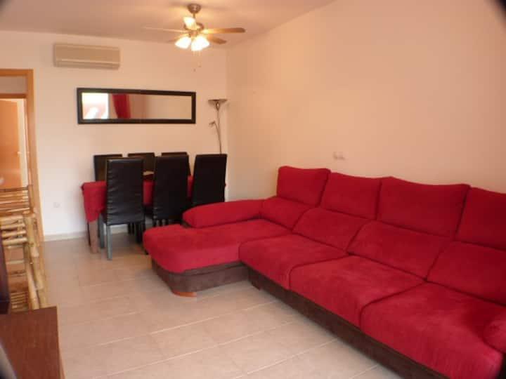 LB22 -Luxury ground floor apartment