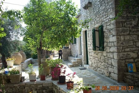 Villa Pounentes Lakka Paxos - Λάκκα