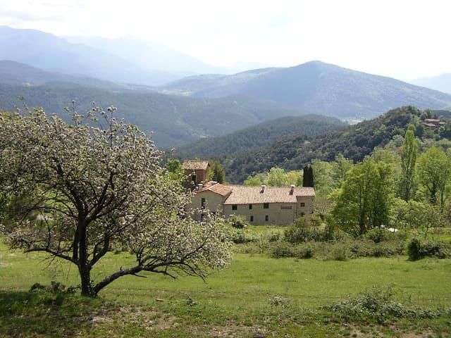 Casa XVI con impresionantes vistas - Vall de Vianya - Talo