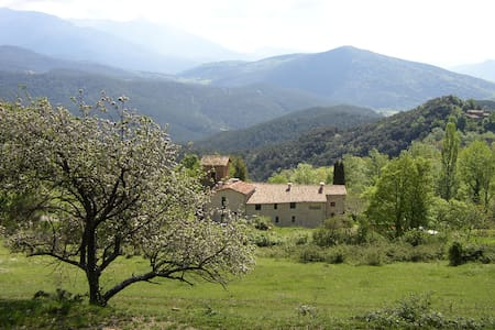 Casa XVI con impresionantes vistas - Vall de Vianya