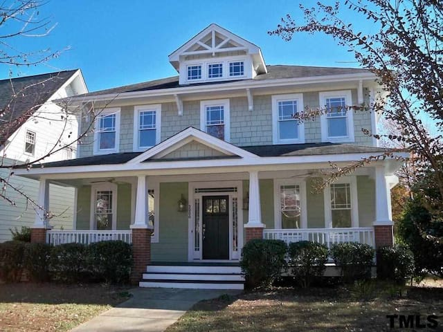 3 Bedroom Preservation Home - Raleigh - House