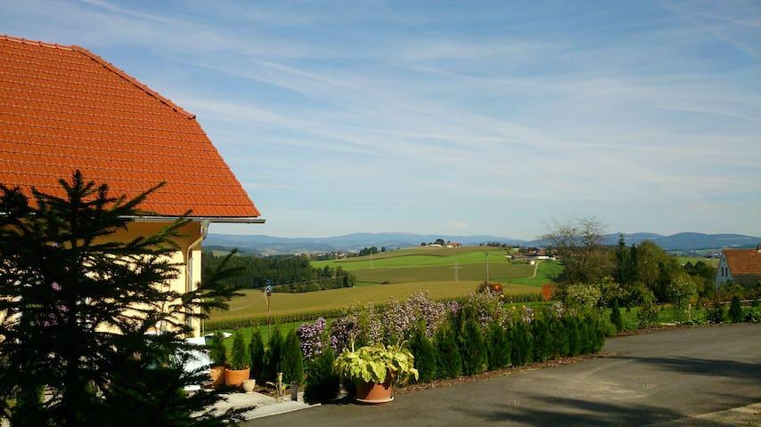 Ferienwohnung im bayerischen Wald - Tittling - Apartment