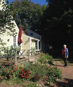 2 room suite with private bath - Falmouth - House