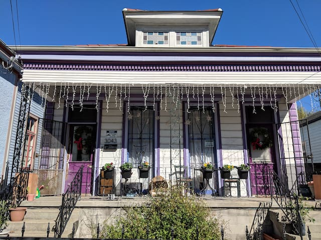 Bywater Private Suite for Fall Festivals!