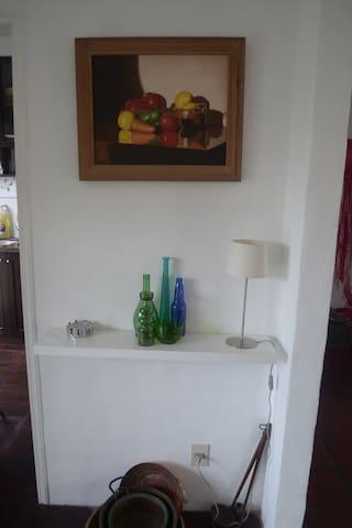 Cuidada decoración en todos los rincones de la casa