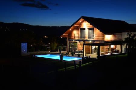 Maison en Savoie - Saint-Jeoire-Prieuré