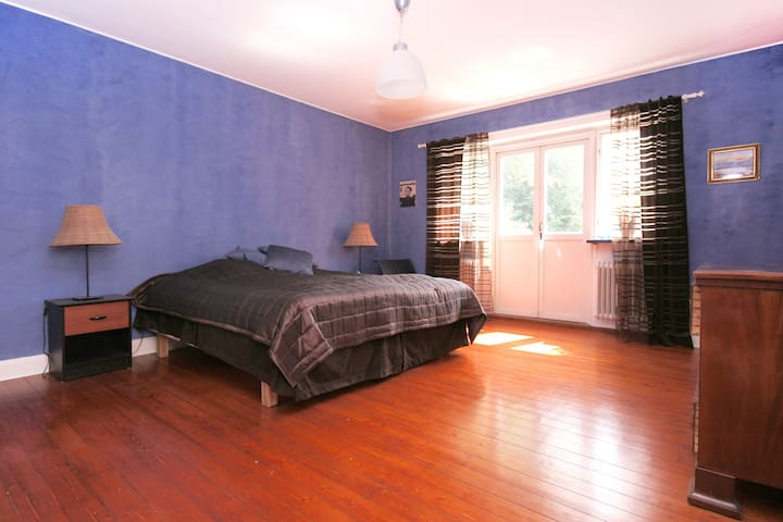 Cozy private room - The Blue room - Burlöv Municipality - Huis