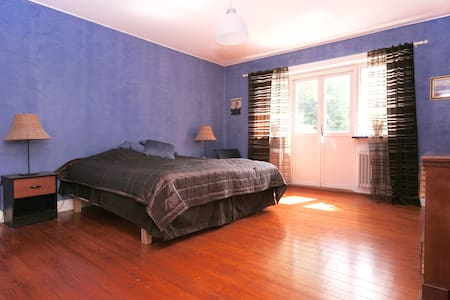 Cozy private room - The Blue room - Burlöv Municipality - 一軒家