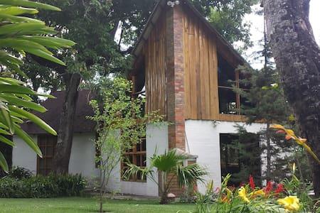 Cabaña  Apaneca 10 p Mountain Cabin - Apaneca - Talo
