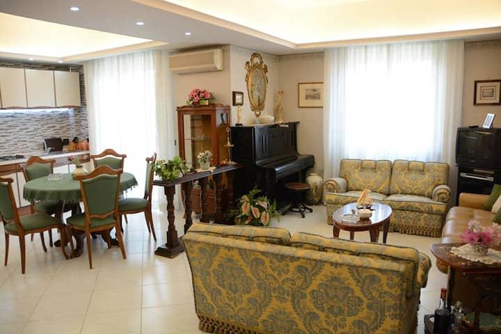 Luxury flat near Vesuvio andPompei
