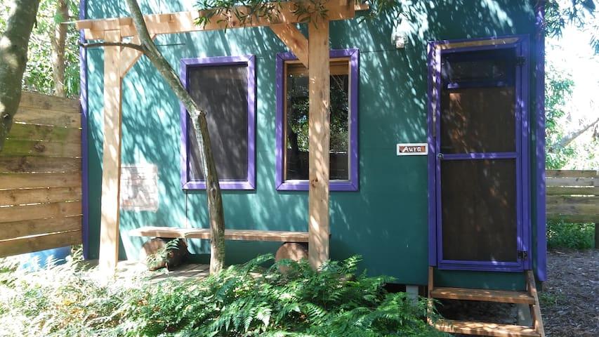 cabaña ideal para parejas, muy acogedora . - La Paloma