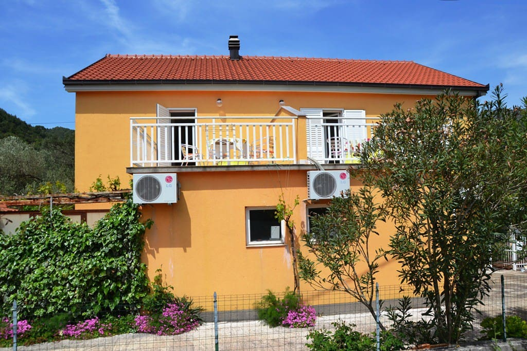 House exterior - terrace