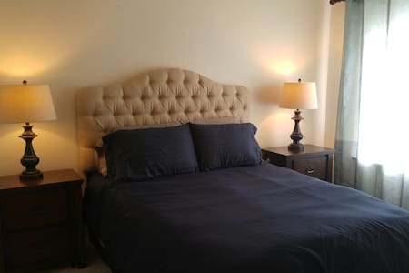 Comfy room near downtown McKinney - McKinney - Casa