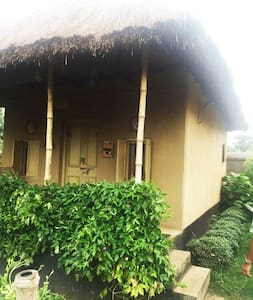 Jhumkolata-Mud House-Itachuna Rajbari - Hooghly - Bungalow