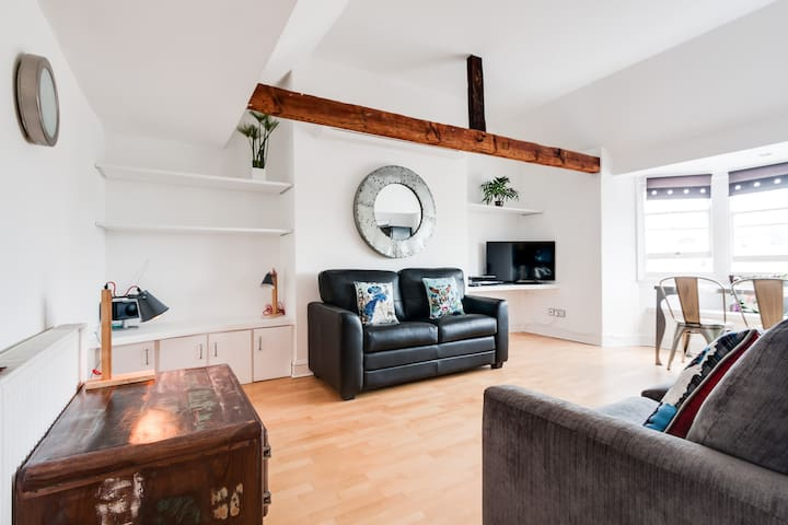 Penthouse apartment by the sea - Brighton - Apartament