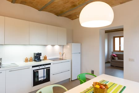 Sea and countryside apartment - Senigallia - Wohnung