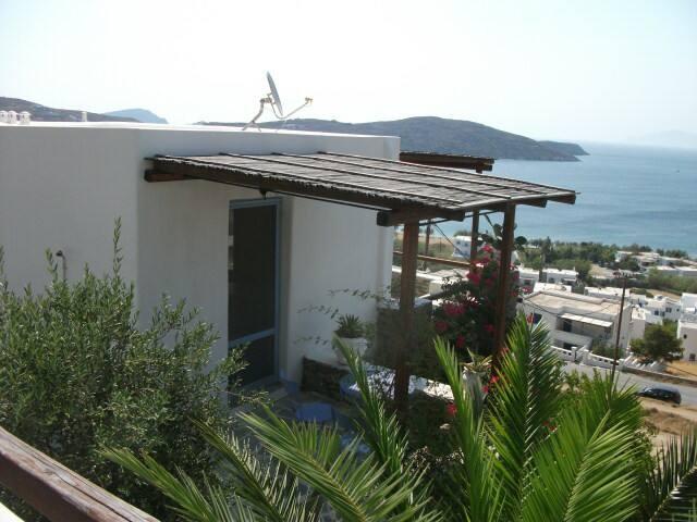 Eleonora house - serifos - Ev
