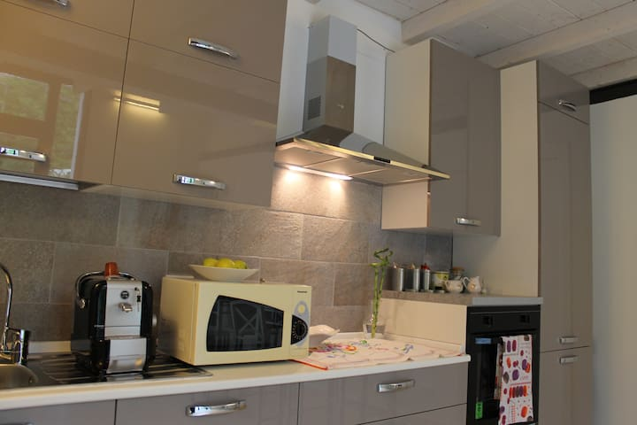 Camera in loft moderno - Ferrara - Hus