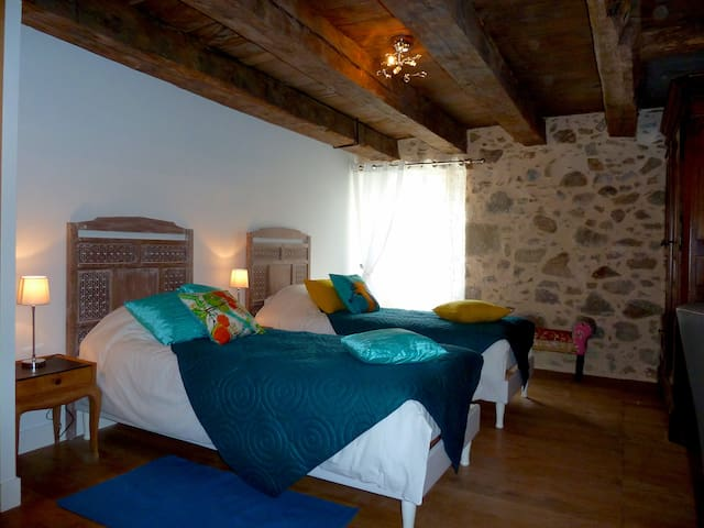 La Petite  Maison, Jacuzzi et Sauna