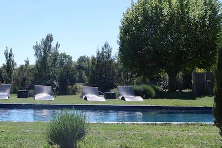 Maison d'hôtes dans le Luberon - La Motte-d'Aigues - Apartment