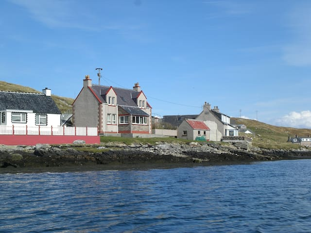 The Anchorage, Scalpay - Scalpay - Huis