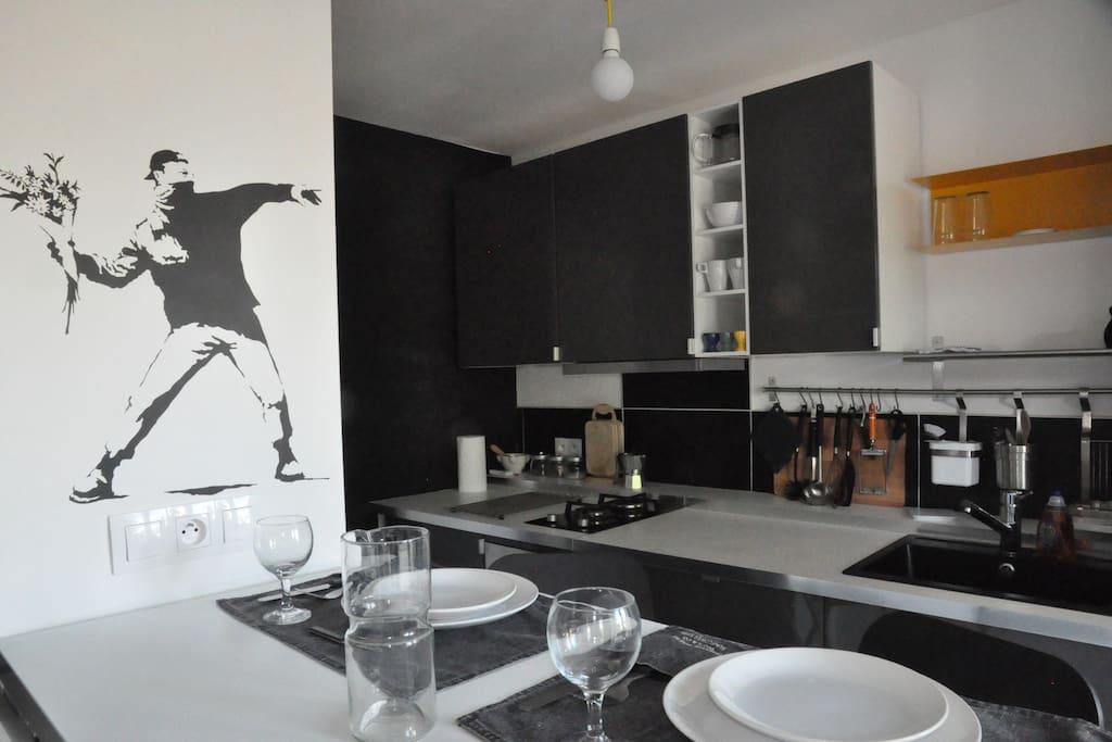 studio cin niel appartements louer toulouse midi pyr n es france. Black Bedroom Furniture Sets. Home Design Ideas