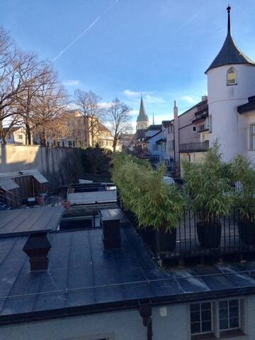 Beste ruhige Lage an der besten Adresse Zürichs