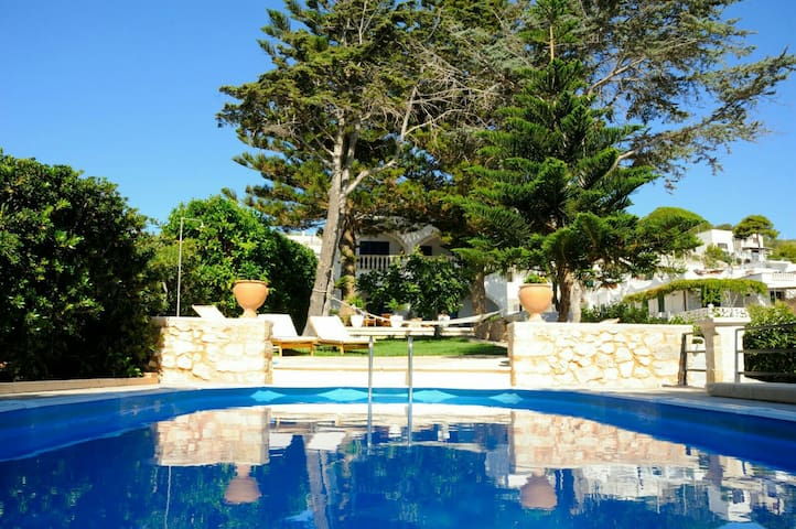 OCEAN VILLA*****in Puglia Masseria AGRI SEA FARM