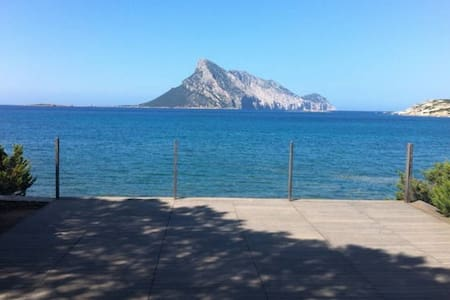Una vacanza sul mare - Cala Girgolu - Villa