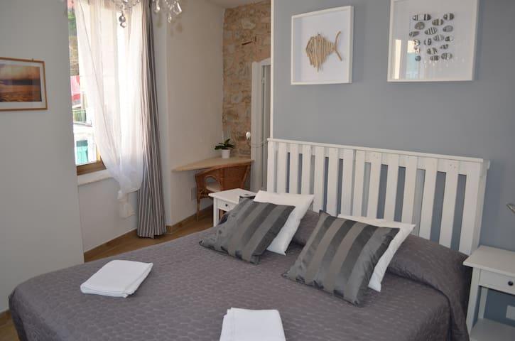 New Deluxe Double Room Cinque Terre - Riomaggiore - Wohnung