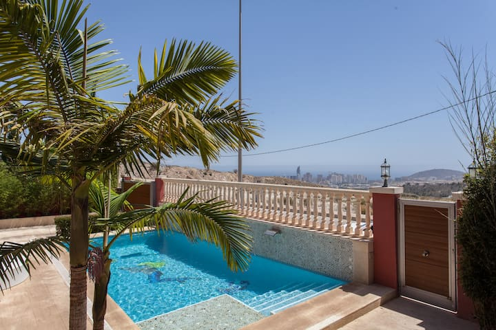 BENIDORM appartmente  privet pool - Finestrat - House